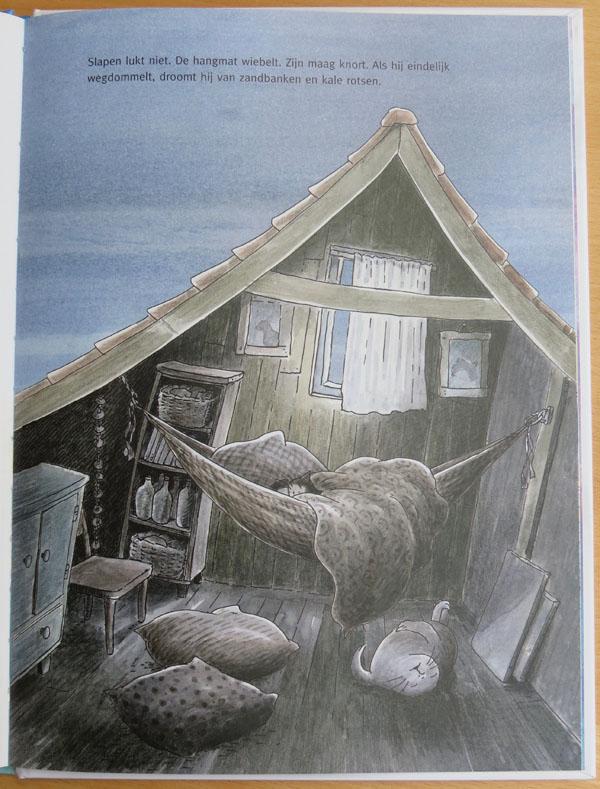 Zeehond kan niet slapen_Monica Maas_pagina
