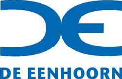 Logo uitgeverij de Eenhoorn