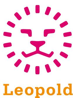 logo uitgeverij Leopold