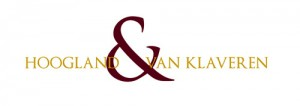 logo hoogland en van klaveren