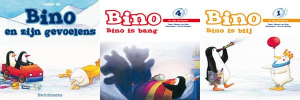 De Bino reeks samen met Vera de Backker (Kwintessens)