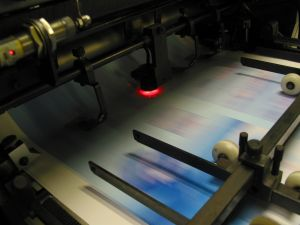 uitgeven en drukken prentenboek