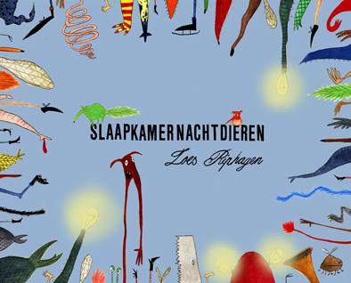 Slaapkamernachtdieren (Loes Riphagen, 2008, De Fontein