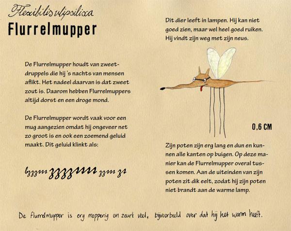 De Flurrelmupper van Loes Riphagen