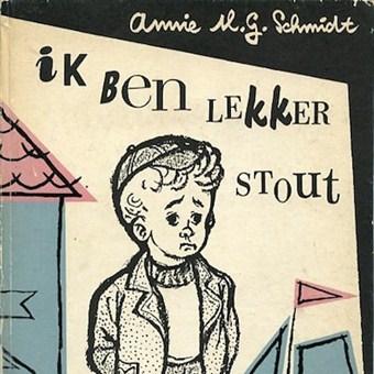 Ik ben lekker stout, Annie M. G. Schmidt, 1955, Arbeiderspers