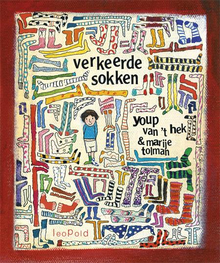 Cover verkeerde sokken, Tolman, van 't Hek, 2014, Leopold