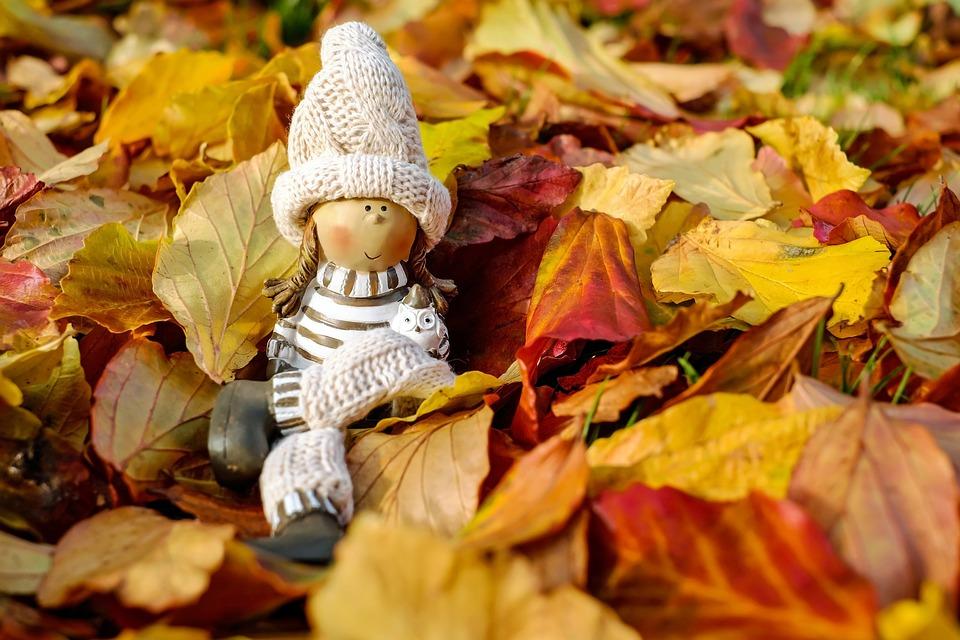 Er zijn leuke prentenboeken over de herfst gemaakt