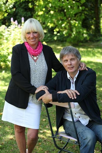 Interview Marianne Busser en Ron Schröder