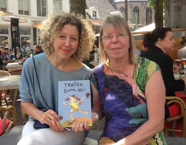 Shirley Gast en Judith Zijtregtop