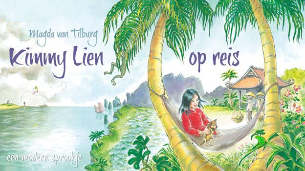Kimmy Lien op reis - Magda van Tilburg - Booxalive