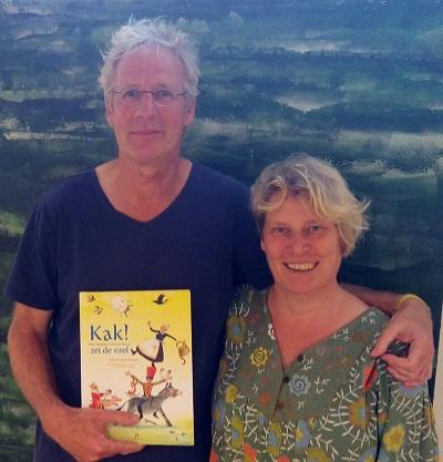 Koos Meinderts en Annette Fienieg