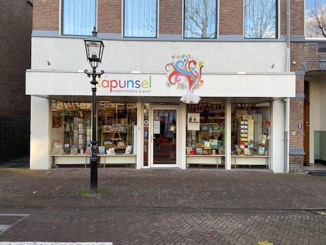 Kinderboekwinkel Rapunsel Assen